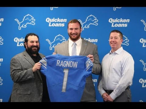 Detroit Lions 2018 NFL Draft Recap: Did They Fix Running Game?