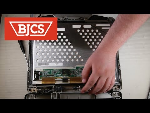 How to Replace the Panasonic Toughbook CF-31 Touchscreen Board