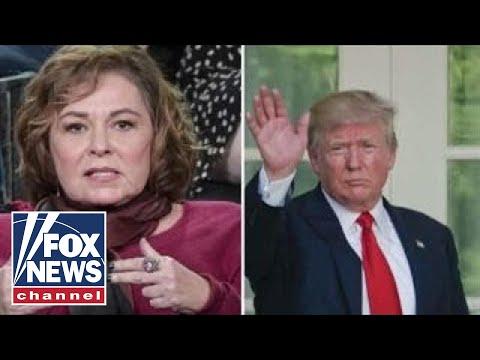 Liberals blame Trump for Roseanne tweet