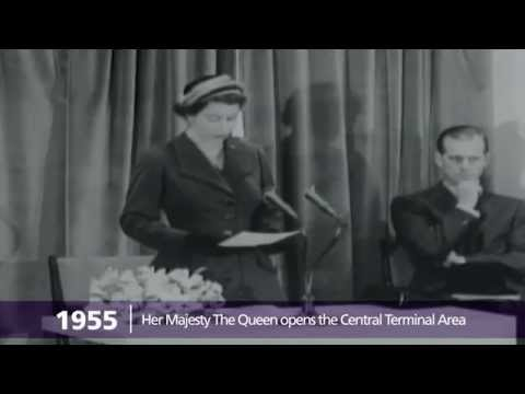 Heathrow Terminal 2 : The Queen's Terminal - Opening Video
