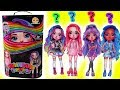 Rainbow Surprise Big Dress Up Fashion With DIY Slime Style Clothing Shoes Blind Bags NEW Video