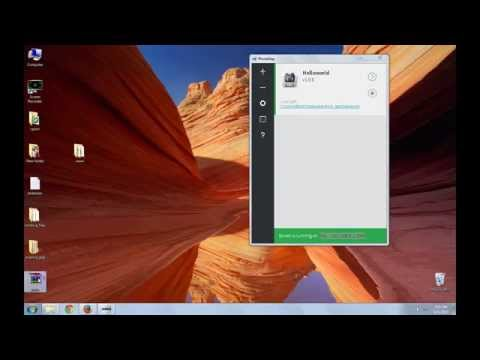 How to make android and windows app using phonegap desktop
