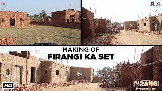 Firangi | Making - Firangi Set | Kapil Sharma | Ishita Dutta | Monica Gill | Rajiev Dhingra