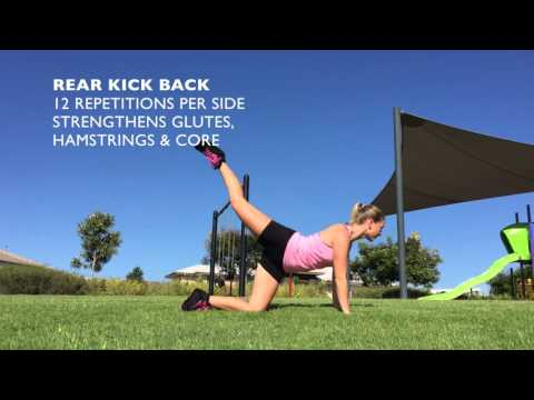 Equestrian fitness: Five simple exercises!!