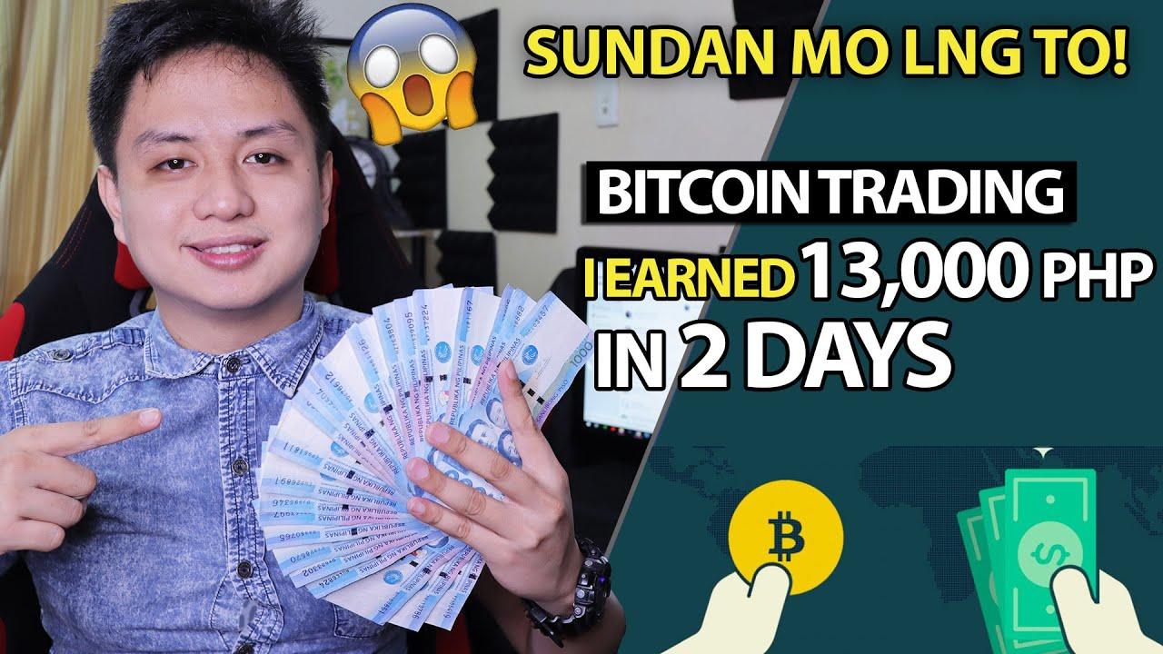Paano ako kumita ng 13,000 pesos in 2 days? Your Bitcoin Trading Ultimate Guide (EASY STEPS!)