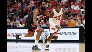 Undrafted Kendrick Nunn Goes Off For 40 Points and 6 Threes in Game vs. Rockets