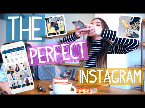 How To Take The Perfect Instagram Photos!