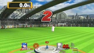 Homerun contest with Mega new record!