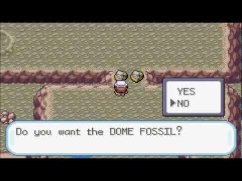 Pokemon FireRed (Nuzlocke Run) Part 8 - Finishing Mt. Moon (Damn You, Hyper Fang)