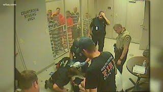 Jail guard expresses gratitude to inmates who saved his life