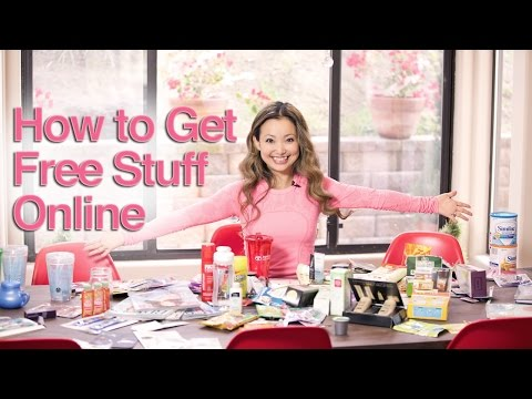 ★ How to Get Free Stuff Online
