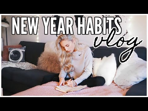 Starting New Habits | HEALTH, FITNESS & CREATIVITY