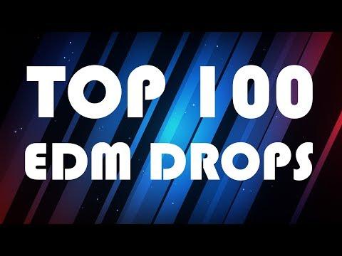 TOP 100 EDM DROPS