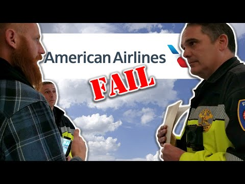 DFW AMERICAN AIRLINES - YASEMIN BRACKET - WILFREDO TORRES - OFFICER NIXON AIRPORT POLICE