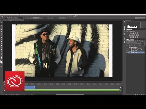 Photoshop Basics: Video Editing | Adobe Creative Cloud