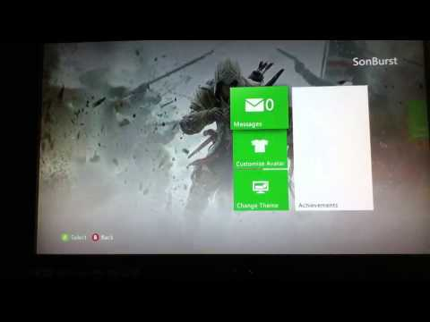 How To Change Your Xbox Dashboard Theme