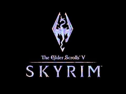 Skyrim theme - Techno Remix