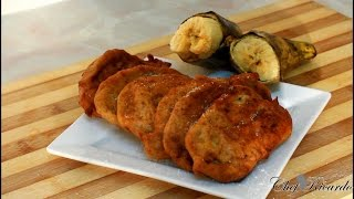 Jamaican Ripe Plantain Fried Fritters From Jamaican Chef Ripe Plantai