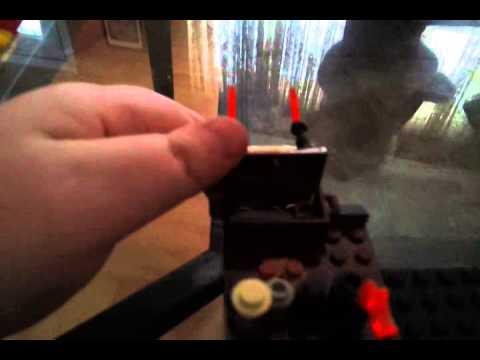 Lego custum guy