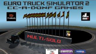 🚛Euro Truck Simulator 2🚚🔴[FR]#promods 2.45 EN L'ESPAGNE DINGUERIE OU PAS bien sûr que oui💪
