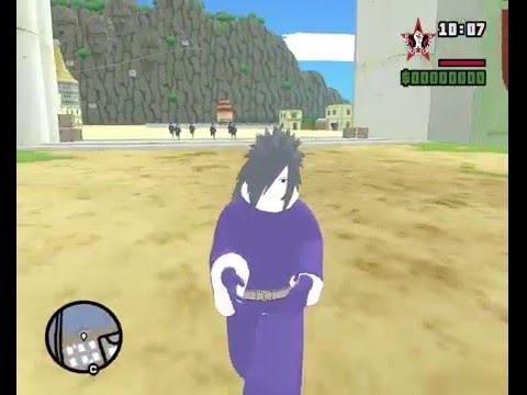 GTA Naruto Mod, Madara, Nagato