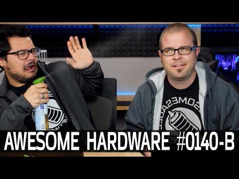 Awesome Hardware #0140-B: Ryzen 5 2600 Performance Leak, Samsung's 30TB SSD, NVIDIA Turing GPU