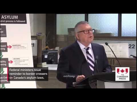 Message To Nigerians claiming asylum in Canada