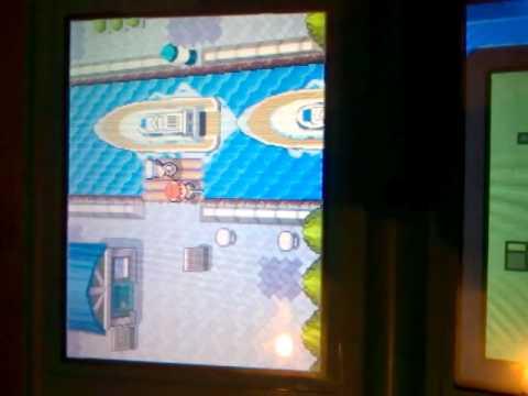 Let's Catch : Pokemon Pearl : Finneon