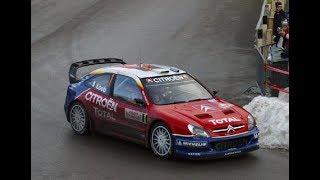 WRC Monte Carlo 2005