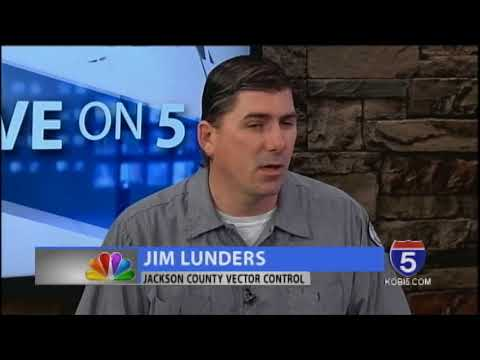 Five on 5   Jim Lunders   Jackson County Vector Control
