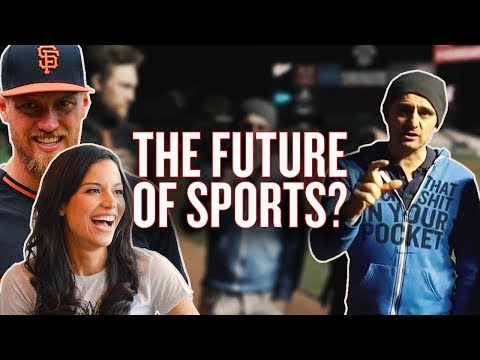 Will eSports Become Bigger Than Football? | #AskGaryVee With Alexis and Hunter Pence