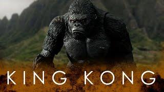 KING KONG - STOP MOTION