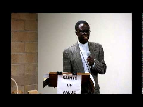The Ministry of Helps  Dr  Richard Obeng