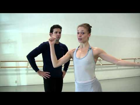 Lift and Flip Combination in Ballet, a How To by Prima Ballerina, Jennifer Carlynn Kronenberg