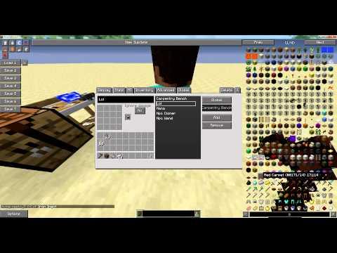 Minecraft how to make own crafting recipe (custom npcs mod)