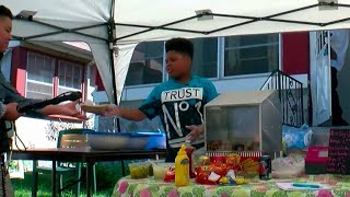 City gives boy permit for hot dog stand instead of shutting it down