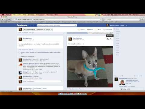 How to Resize Posts on Facebook Timeline