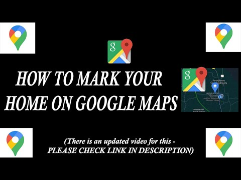 How to Mark Your Home on Google Maps