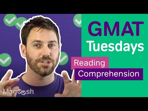 GMAT Tuesday: Reading Comprehension Strategies