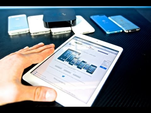 Evasi0n iOS 6.1 Untethered Jailbreak Progress Update - iPhone 5/4S/4/3Gs iPad 4/3/2 Mini & iPod 5/4