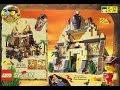 LEGO 5988 The Temple of Anubis Pharoah's Forbidden Ruins Adventurers Egypt Johnny Thunder review FOJ
