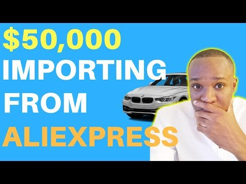 How I Made $50,000 Importing 1 Product from Aliexpress (With Proof)
