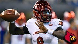 Lamar Jackson: The Most Dynamic QB In The NFL Draft