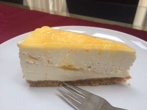 Lemon & Lime Cheesecake - No Bake - Perfect for Parties