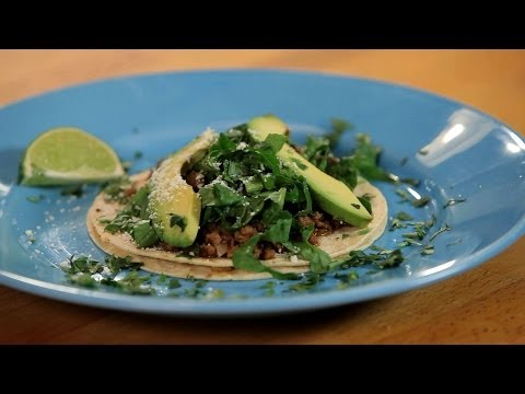 How to Make Ground Beef Tacos | Tacos