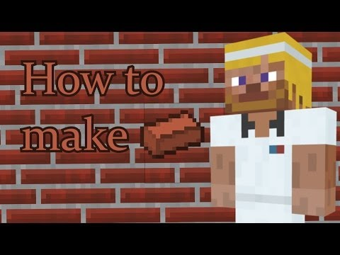 How to get bricks in minecraft xbox 360 edition