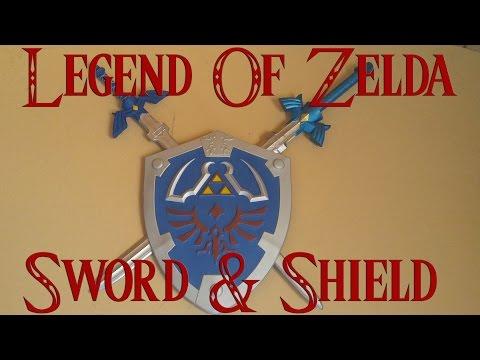 Legend of Zelda Sword and Shield