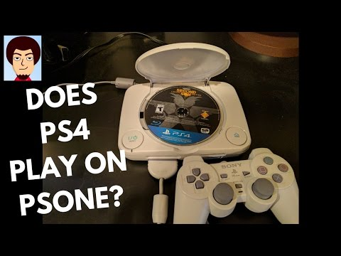 What Happens When You Put a Foreign Disc in a PS1??