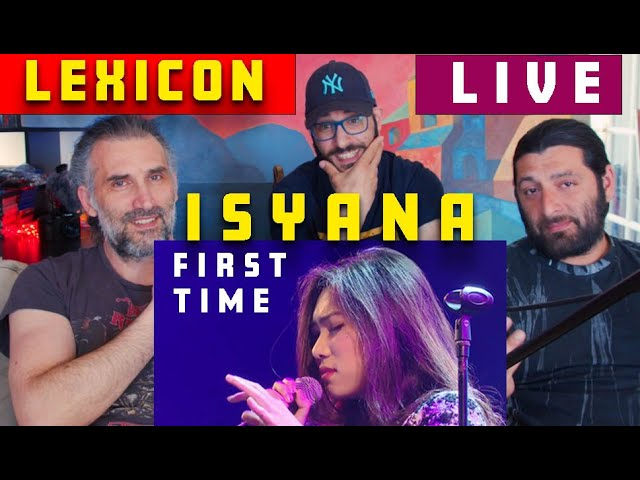 Download Isyana Sarasvati  | LEXICON - live - their first time reaction MP3 Gratis