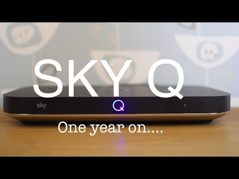 Sky Q - One Year on, Has it got any better?